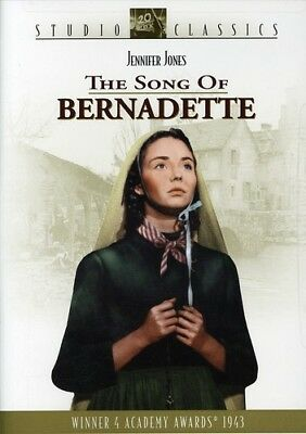 The Song of Bernadette [New DVD] Repackaged, Sensormatic, Faceplate