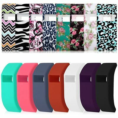 Replace For Fitbit Charge HR / Charge Band Cover Shockproof Sleeve Case Wrap /bw