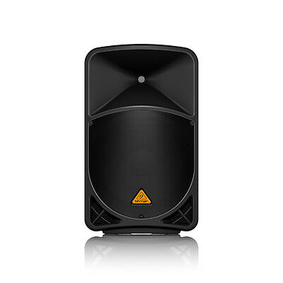 "Behringer Eurolive B115MP3 15"" PA Powered Speaker 1000W – MP3 Player"