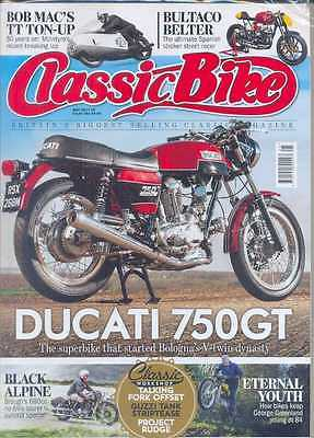 CLASSIC BIKE- May 2017 - (NEW)*Post Included To UK/Europe/USA/Canada