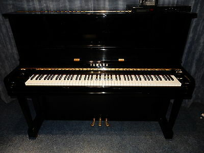 Yamaha U1 Upright Disklavier Piano. 25 Years Old. 0% Finance Available