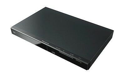 Panasonic DVD-S500EB-K DVD Player with USB Port, MP3, JPEG & DivX Playback A