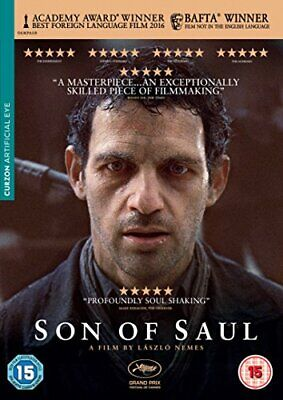 Son of Saul [DVD] [2016] - DVD  QCVG The Cheap Fast Free Post