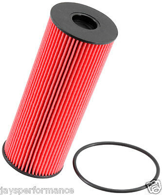 Kn Oil Filter (Ps-7008) Replacement High Flow Filtration