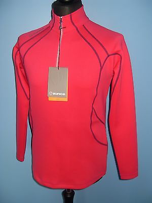 SUNICE GOLF Womens Megan Lightweight Thermal Pullover / Layer  S77500 MED 10/12