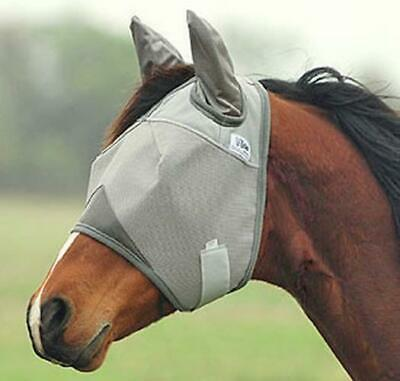 Cashel Crusader Standard Fly Mask with Ears