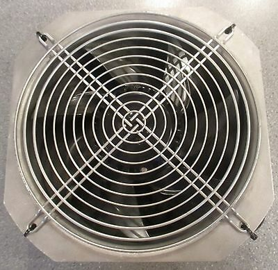 Ebm-papst W2E200-HK86-01 Axial Fan 115V-50/60Hz 70mA 80W  COMPLETE WITH GUARD