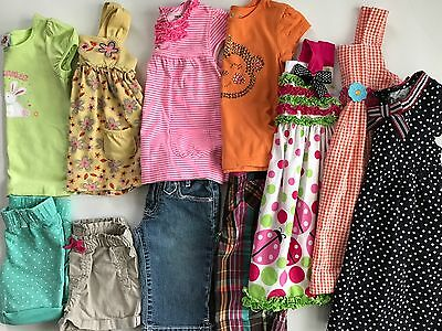 Lot Toddler Girls 2T 2 Years Clothes Spring Summer Outfits Dresses