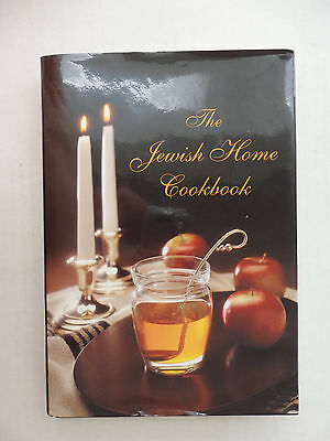 The Jewish Home Cookbook 1998 HC DJ New Incl. Passover
