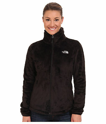 New Women's The North Face Ladies Osito Fleece Jacket TNF Black XL