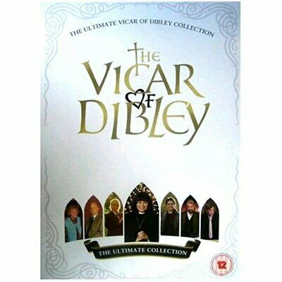The Vicar of Dibley - The Ultimate Collection [DVD] - DVD  BSVG The Cheap Fast