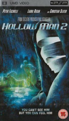 Hollow Man 2 [UMD Mini for PSP] - DVD  N0VG The Cheap Fast Free Post
