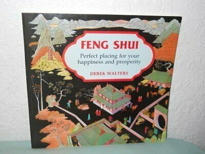 Feng Shui by Derek Walters Book The Cheap Fast Free Post
