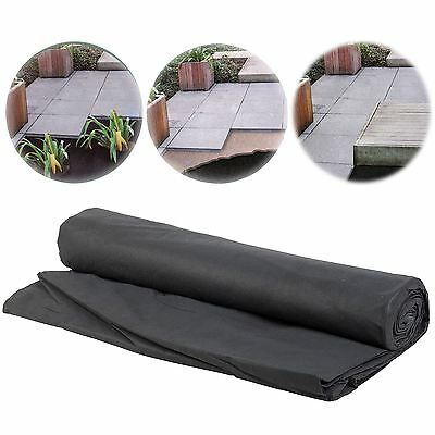 Weed Control Ground Cover Fabric Membrane 8m, x 1.5m Suppressant Landscaping