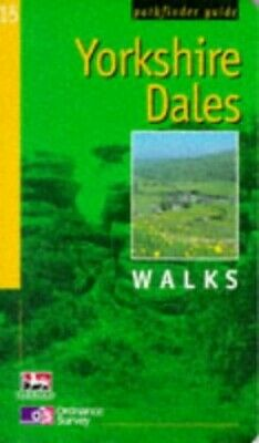 Yorkshire Dales: Walks (Pathfinder Guide) by Terry Marsh Paperback Book The