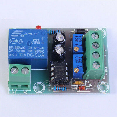Battery Charging Control Board Intelligent Charger Power Supply Control Module
