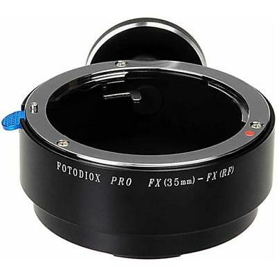 Fotodiox Mount Adapter with Tripod Mount for Fujica X Lens to Fujifilm X Camera