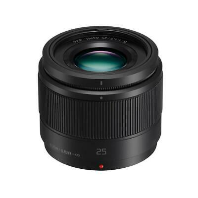 Panasonic Lumix G 25mm f/1.7 G Aspherical Lens for Micro Four Thirds Lens Mount