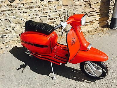 Lambretta GP200 198cc Scooter