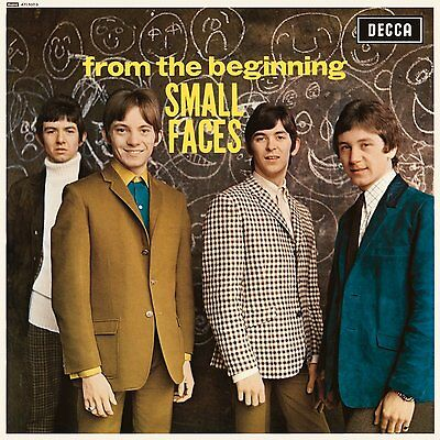 SMALL FACES From The Beginning UK 2015 180g vinyl + MP3 SEALED/NEW