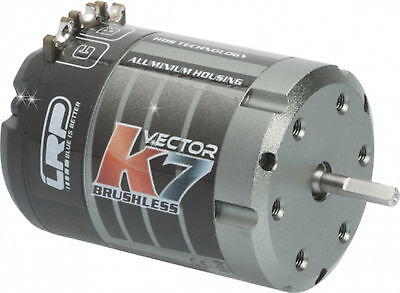 LRP Vector k7 Brushless Motor 13,5 T 50461