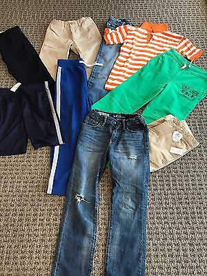 Lot Of Boys Clothes Size M 7/8 And 8 Gap The Children's Place