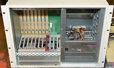 Motorola CPX2408 CPCI Chassis
