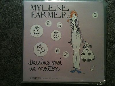 Mylene Farmer - Dessine-moi un mouton 12'' Vinyl SEALED
