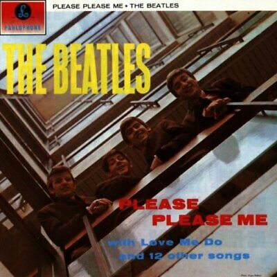 The Beatles - Please Please Me - The Beatles CD A9VG The Cheap Fast Free Post