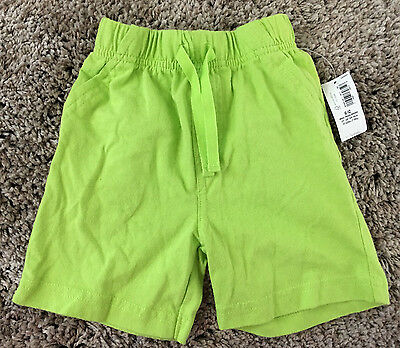 BNWT Old Navy Infant Boys 6-12 Months Elastic Waist Knit Shorts