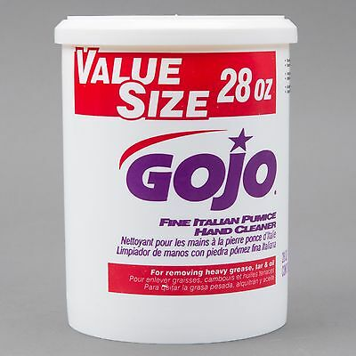 GOJO® . Creme Hand Cleaner 28 oz each