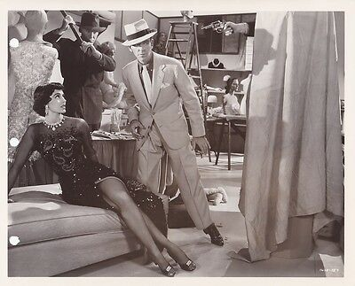 FRED ASTAIRE CYD CHARISSE Original Vintage BAND WAGON MGM Leggy Key Set Photo
