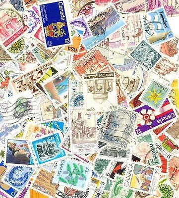 World Wide 500 All Different Used Stamps