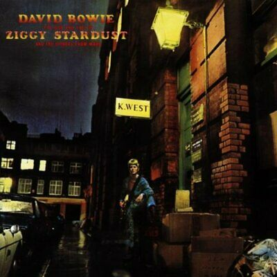 David Bowie - Rise & Fall of Ziggy Stardust - David Bowie CD T0VG The Cheap Fast