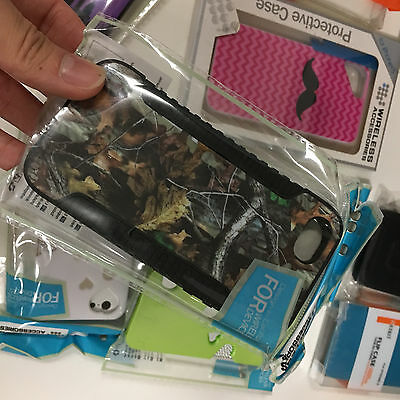 Wholesale Cell Phone iPhone 5 5S SE Case Lot Silicon TPU Hard Skin Random