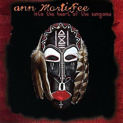 Ann Mortifee-Into the Heart of the Sangoma  CD NEW