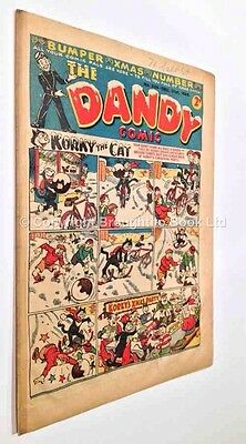 The Dandy Comic - Christmas Issue 334 - 1946 DC Thomson