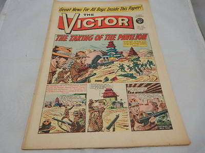 THE VICTOR COMIC No 361 ~ Jan 20th 1968 ~ The Taking Of The Pavilion