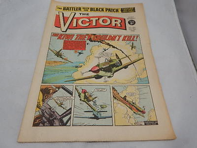 THE VICTOR COMIC No 400 ~ Oct 19th 1968 ~ The Kiwi They Couldn't Kill