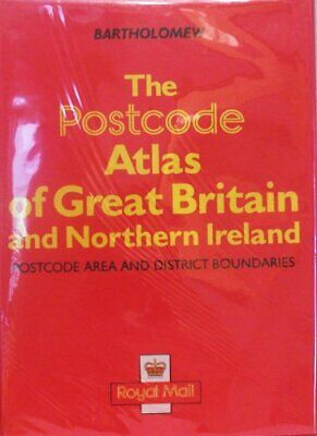 The Postcode Atlas of Great Britain and Northern Irela... by Royal Mail Hardback