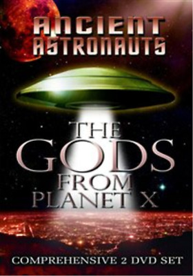 Ancient Astronauts: The Gods from Planet X  DVD NEW