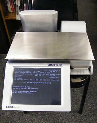Mettler Toledo UCCW Smart Touch Counter Scale