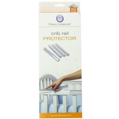 "Prince Lionheart Cot/Crib Rail Teether Protector (4 x 12"" Lengths)"