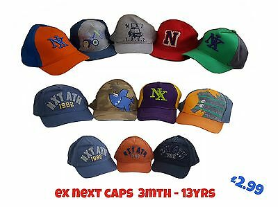Kids Cap Baseball Cap Boys Girls Baby Sunhat Summer Hat Peaked NEW