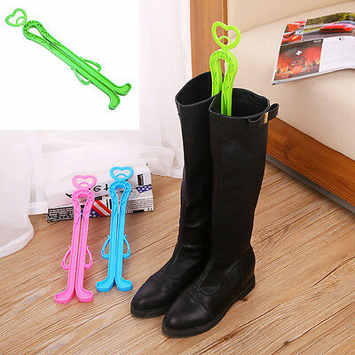 Boots Stand Holder Shaper Shoes Stretcher Support Shoe Organizer