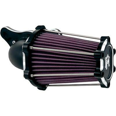 Performance Machine Fast Air Intake Contrast Cut #0206-2050-BM Harley Davidson