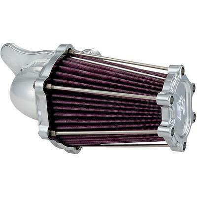 Performance Machine Fast Air Intake Chrome #0206-2050-CH Harley Davidson