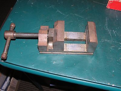 "Machinist Drill Press Vise 2""1/2 Jaws 2 3/8"" Opening"