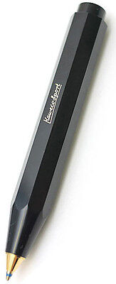 Kaweco Pens Classic Sport Ballpoint Pen - Black / AS IS