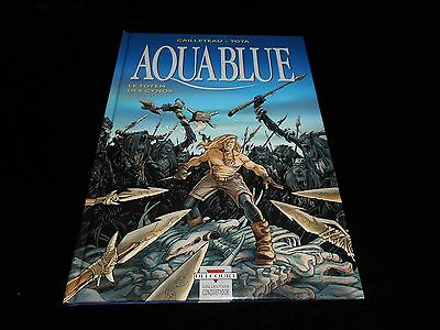 Cailleteau / Tota : Aquablue 9 : Le totem des Cynos Editions Delcourt avril 2002